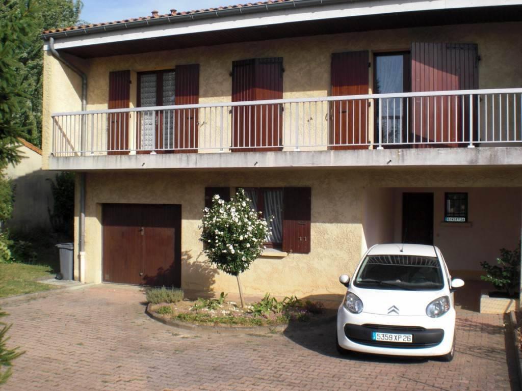 Valence - Hôpital - Maison T 6