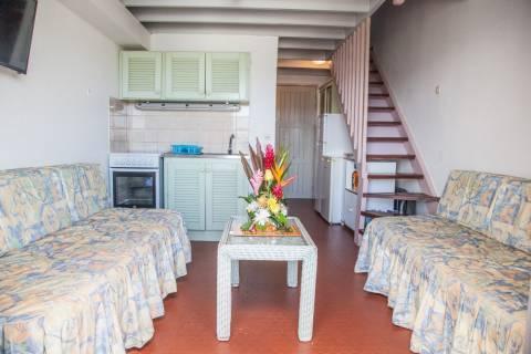 Seasonal rental Apartment Saint-François