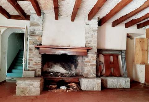 Living-room Fireplace Tile